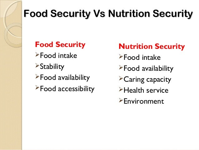 essay on food security and nutrition 11 direct provisioning for food and nutrition security among the rural poor 1 12 broader ecosystem services for productive and sustainable agricultural systems 4 13 adaptation food and agricultural systems to climate and other rapid change 5.