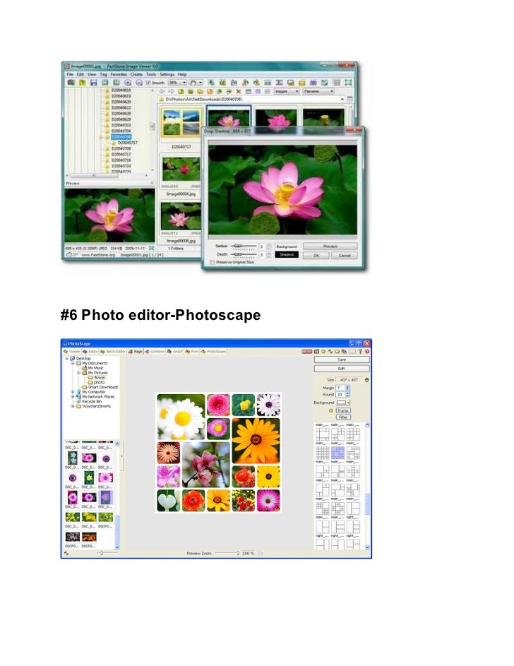 Software editing download free photo
