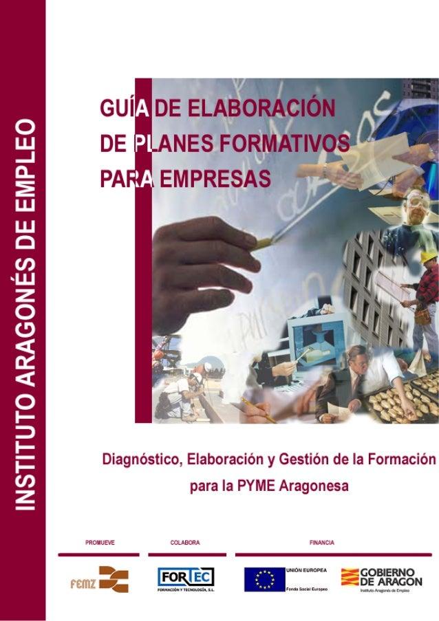 Guía sobre la Formación en la Pequeña y Mediana Empresa 1 Guía sobre la Formación en la Pequeña y Mediana Empresa © Federa...