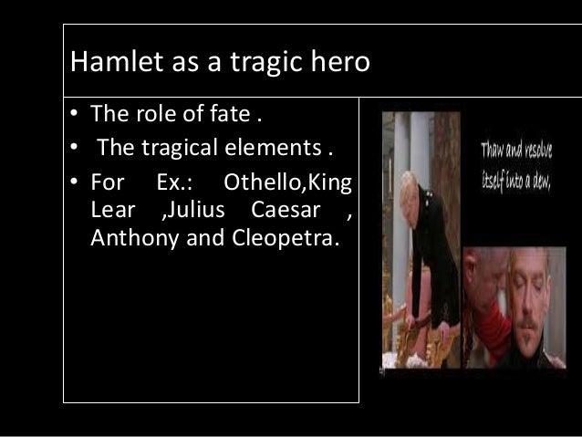 An examination of hamlet tragic hero or madman
