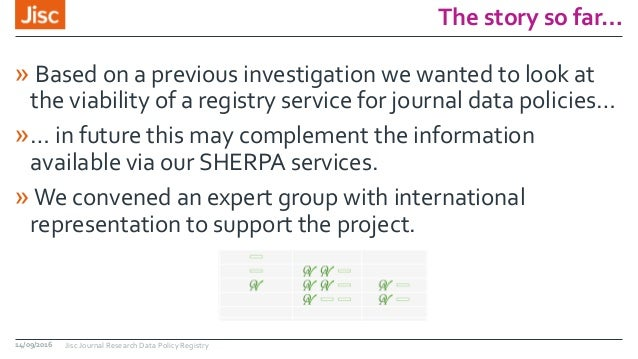 Standardising research data policies, research data network Slide 2