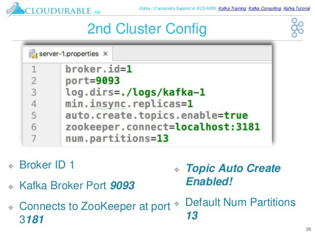 Kafka MirrorMaker: Disaster Recovery, Scaling Reads, Isolate