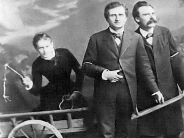 • Fue dejado al cuidado de su madre • Después fue cuidado por su hermana Elisabeth Forster-Nietzsche Fundar un archivo de ...