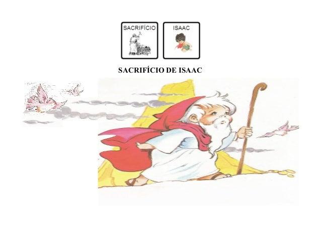 SACRIFÍCIO DE ISAAC