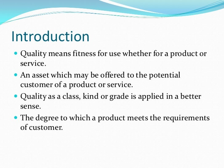 10. quality and iso 9000 Slide 2
