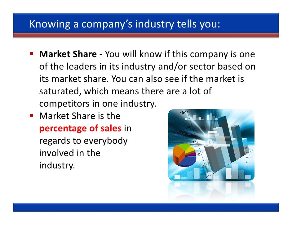 researching a company