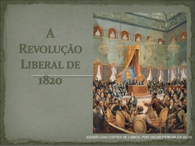 SESSÃO DAS CORTES DE LISBOA, POR OSCAR PEREIRA DA SILVA