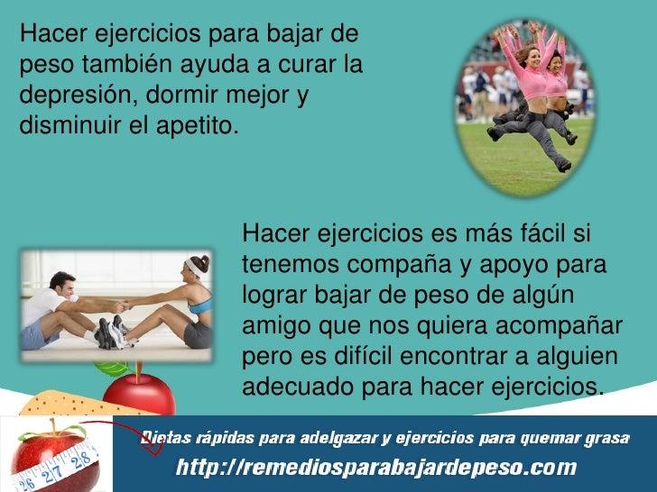 Libros de ejercicios para bajar de peso