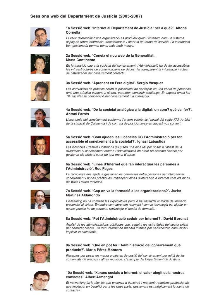 10 Sessions Web (2005 2007) Slide 2