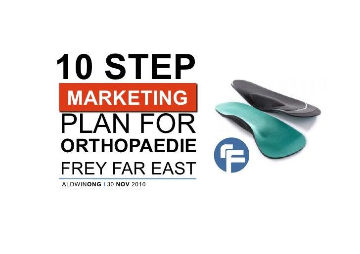 Dr scholls marketing plan