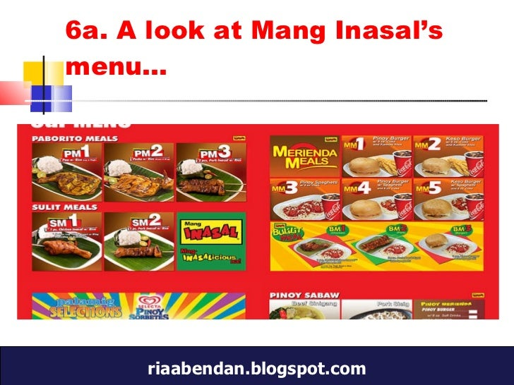 mang inasal company profile Yes, it's now under jollibee foods corporation, but the barbecued  edgar sr eventually gave in, and mang inasal was born at a mall in iloilo.