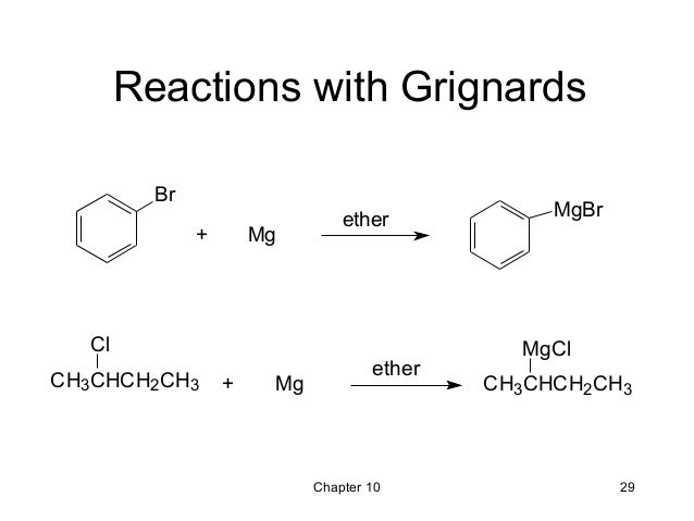 10 Structure And Synthesis Of Alcohols Wade 7th
