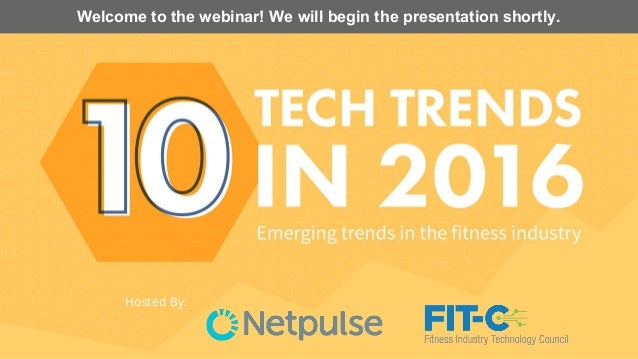 Hosted By: Welcome to the webinar! We will begin the presentation shortly.