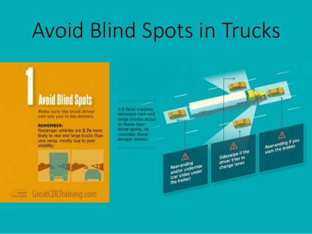 How To Share The Road With Semi Trucks 10 Safe Driving Tips