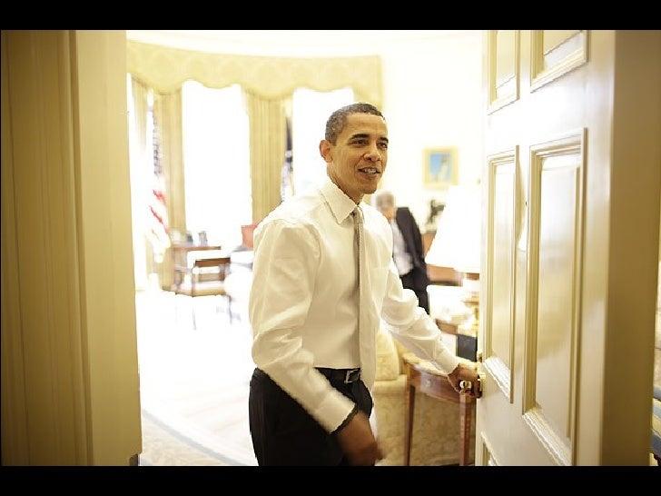 歐巴馬白宮100天