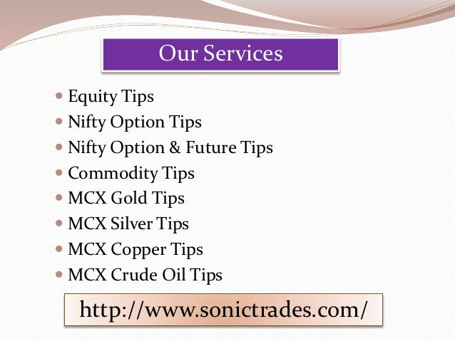 Stock option trading tips india