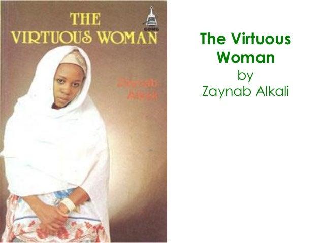 the virtuous woman by zaynab alkali pdf