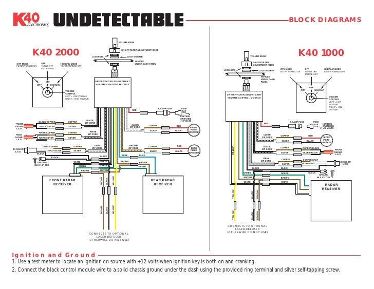 K40 Wiring Diagram - Wiring Diagram Home