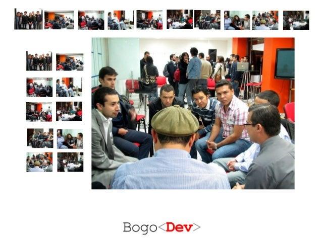 El Framework <Challenge> El Framework Challenge es organizado por Bogo<Dev/> que es una comunidad de desarrolladores, dise...