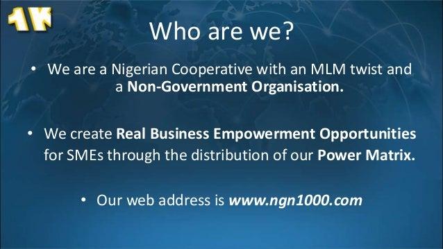 1000 naira biz presentation