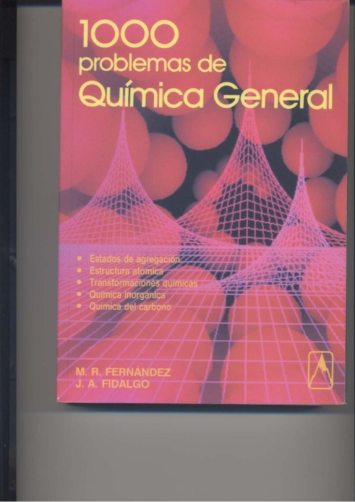 1000 problemas química general (everest)