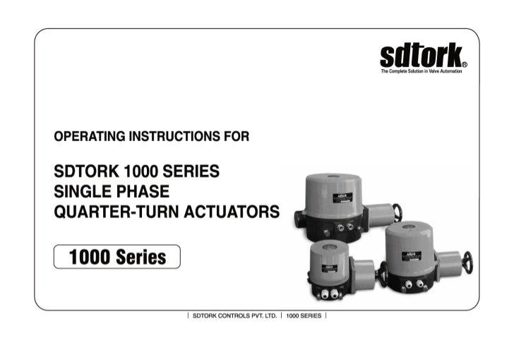 1000  series   service manual