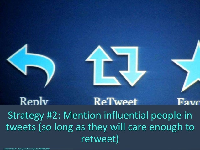 Strategy #3: Mention companies who will want the publicity in tweets cc: Sydney Heritage - https://www.flickr.com/photos/7...