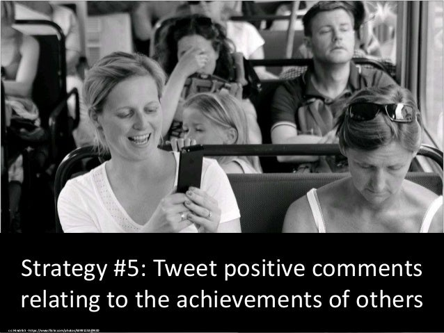 Strategy #6: Engage with Twitter hashtags, or generate them when they don't already exist cc: quinn.anya - https://www.fli...