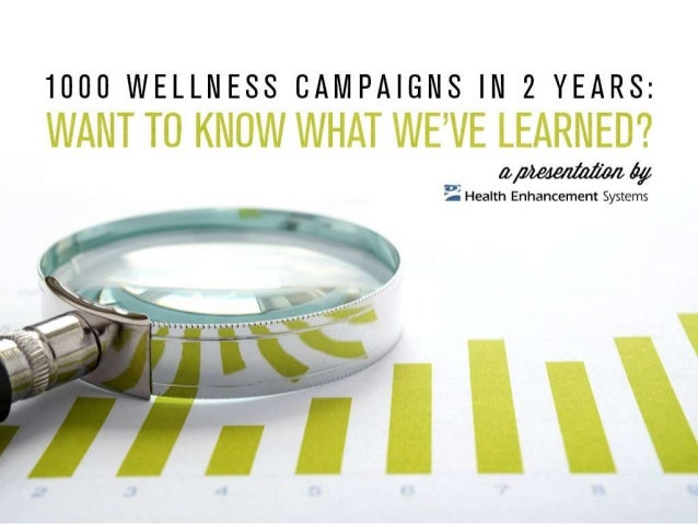 (View our SlideShare: Self-Fulfilling Fallacies of the Wellness Industry.)