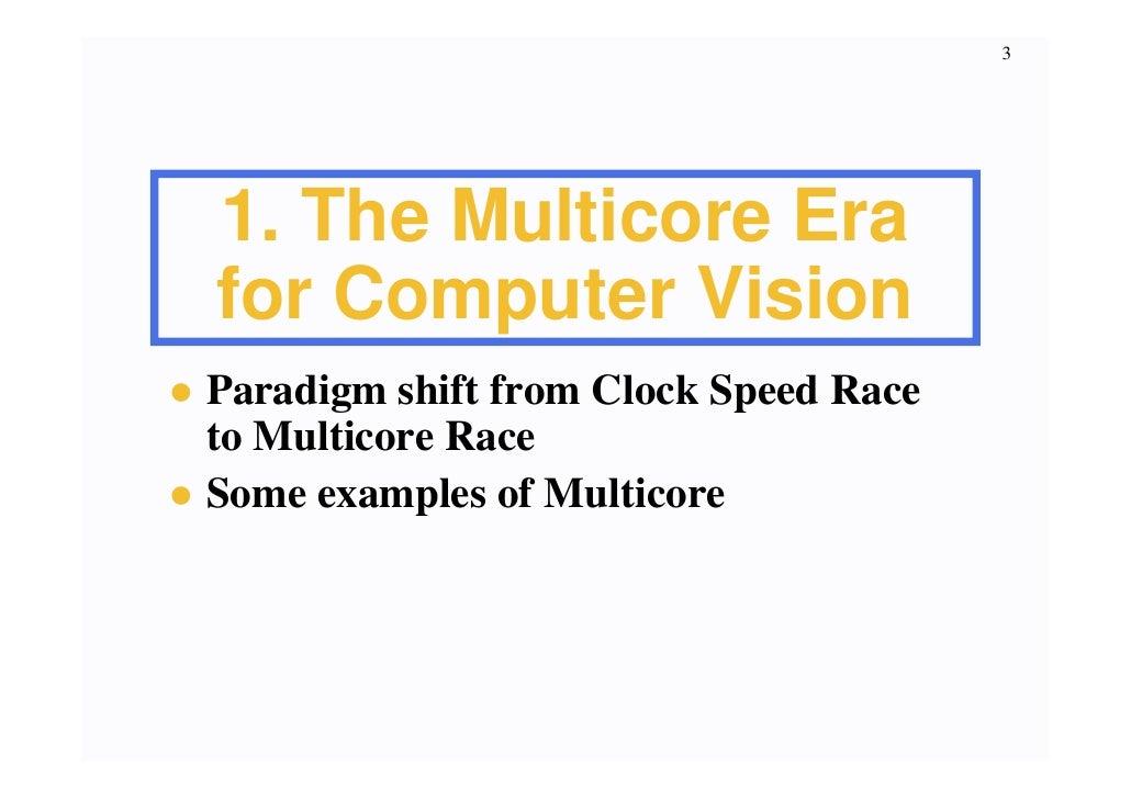 Parallel Vision by GPGPU/CUDA Slide 3