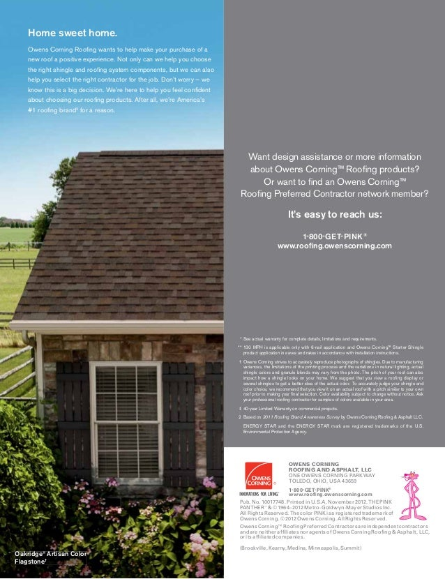 Artisan Colors Oakridge Shingles