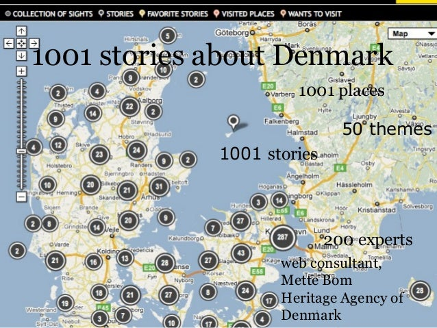 1001 Stories About Denmark At Nodem