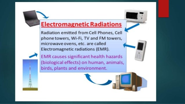 Electromagnetic Radiation & its effect on human