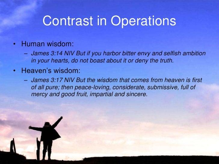 100307 How To Live Your Faith 13 Where To Get Wisdom James