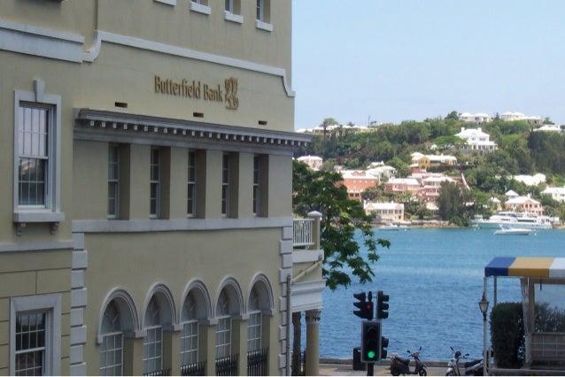 Butterfield - Hamilton, Bermuda