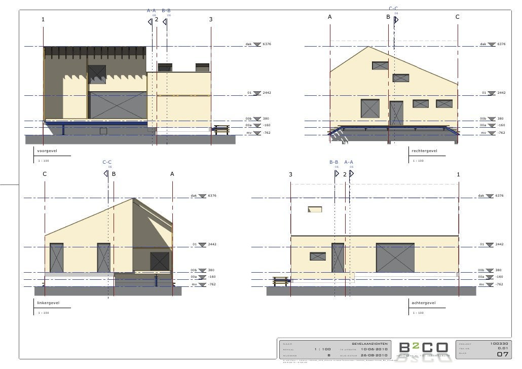 Rubber House Almere - bouwaanvraag