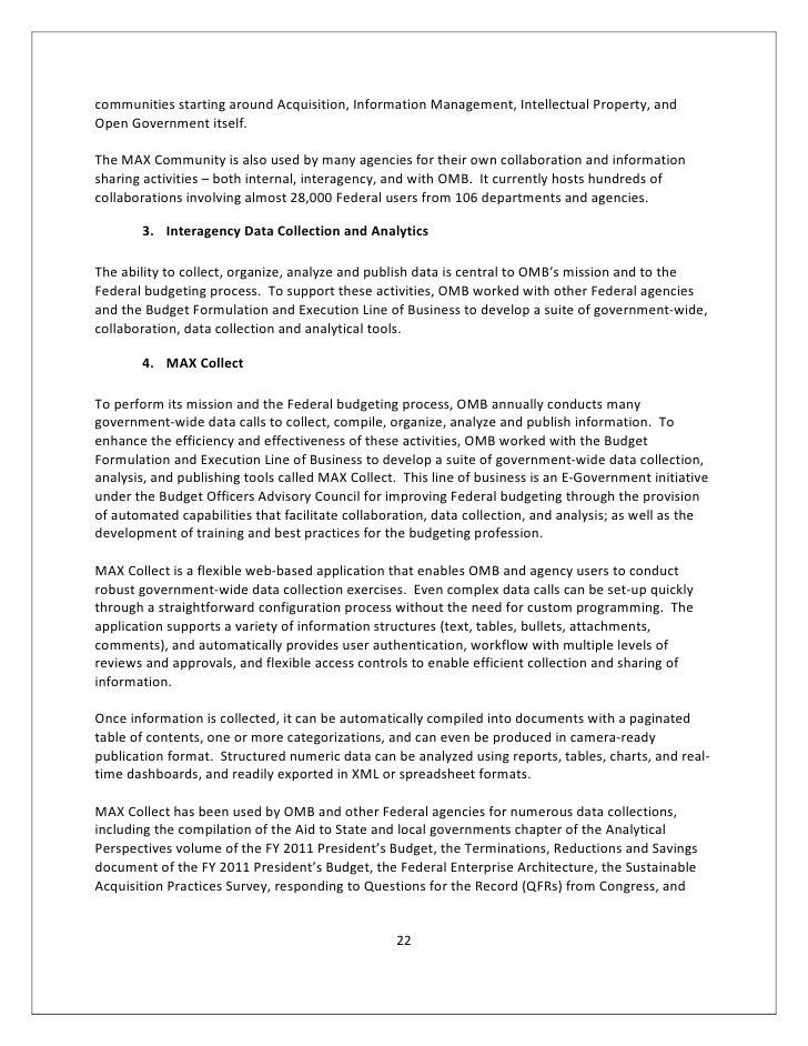 omb open gov plan