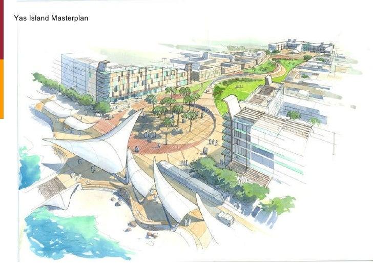 Yas Island Masterplan