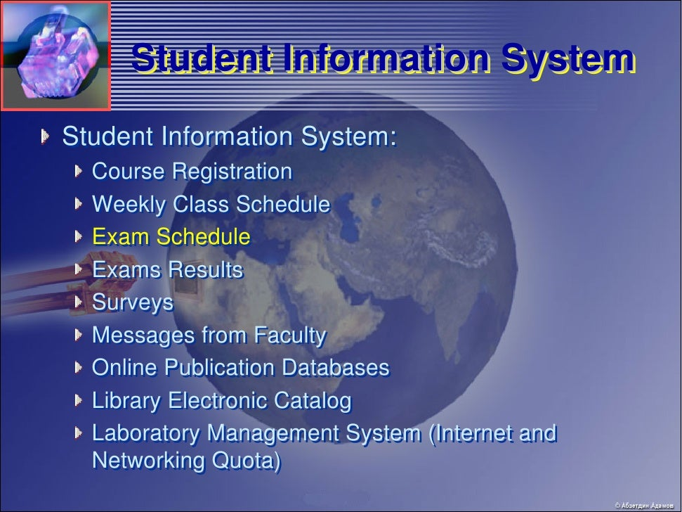 student information and management system Opensis is the best user friendly open source student information system it is also a full scale school management & administrative system supporting k-12 and higher education needs.
