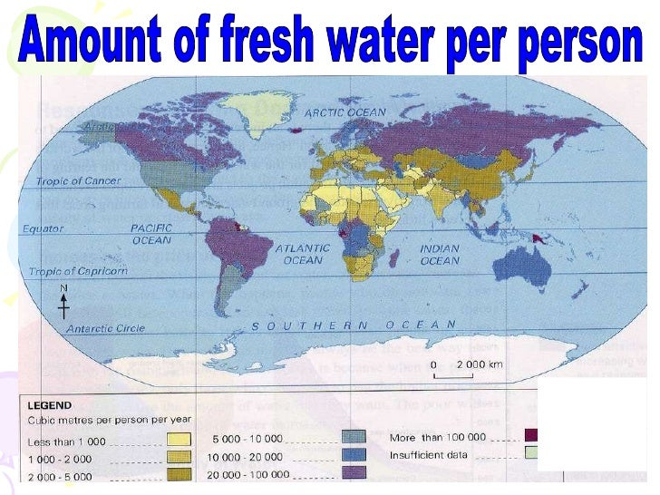 Water is an increasingly valuable resource