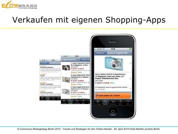 verkaufen ber iphone apps ecom 2010. Black Bedroom Furniture Sets. Home Design Ideas