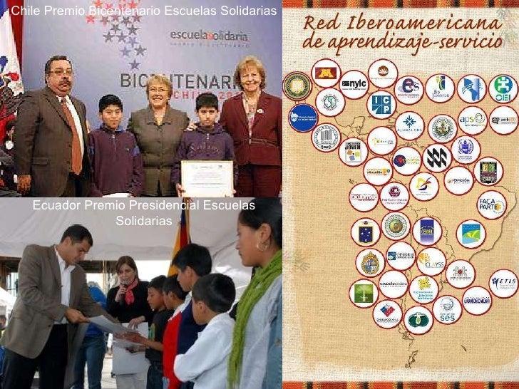 """La propuesta pedagógica del """"aprendizaje-servicio solidario"""" Slide 3"""