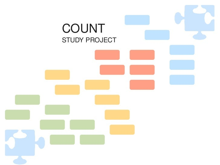 COUNT    STUDYPROJECT