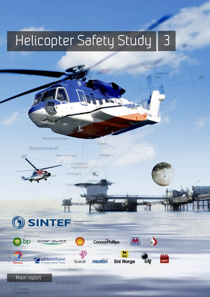 Helicopter Safety Study 3 (HSS-3)