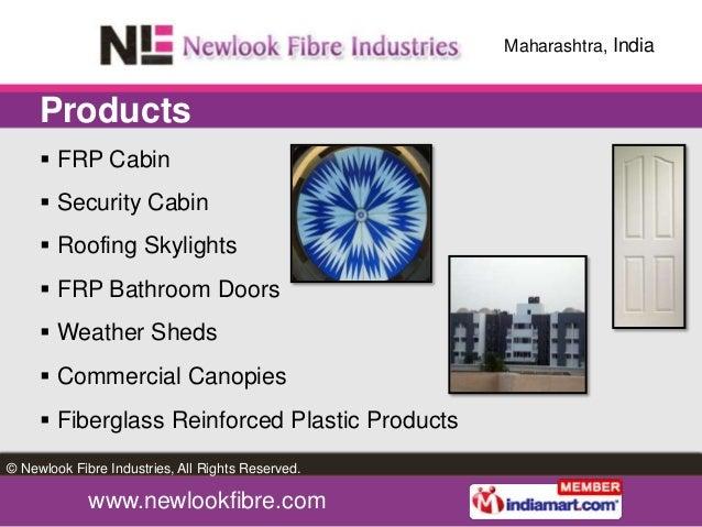 Bathroom Doors Pune frp bathroom doorsnewlook fibre industries pune