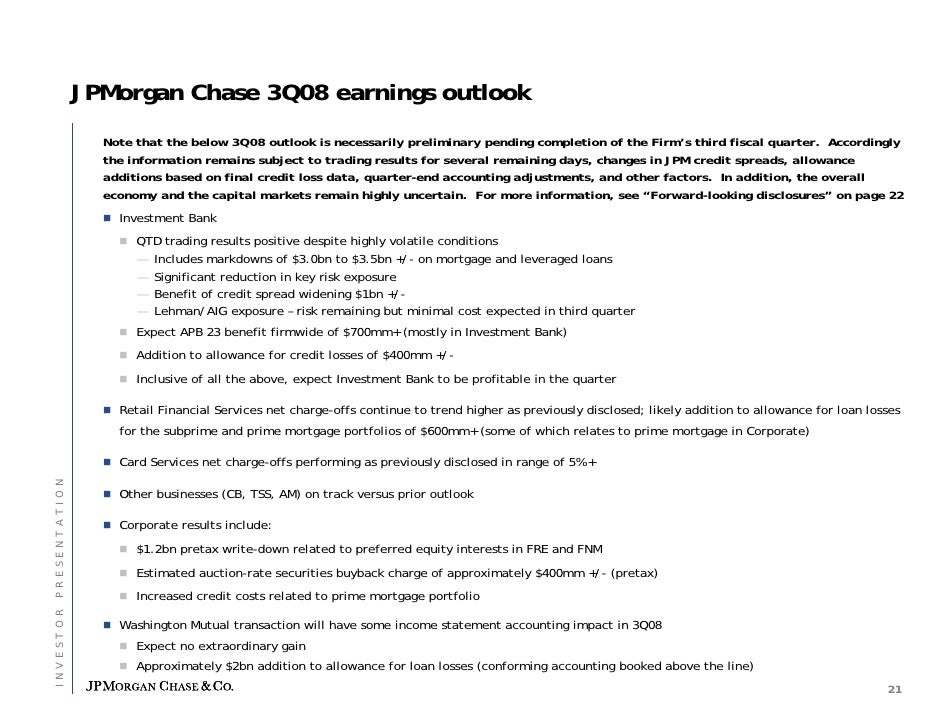 JPMorgan Chase Acquires the Deposits, Assets and Certain Liabilities …