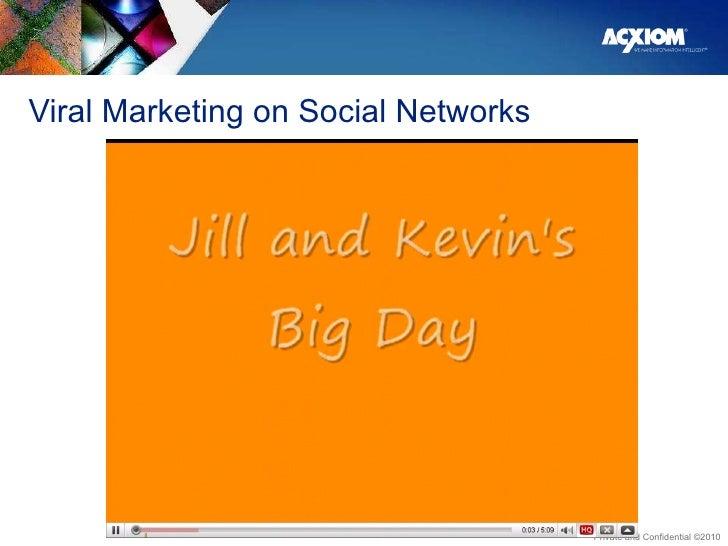 Viral Marketing on Social Networks