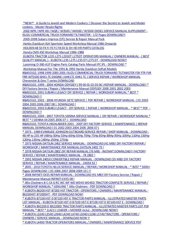 Kubota parts manual pdf dolapgnetband kubota parts manual pdf fandeluxe Gallery