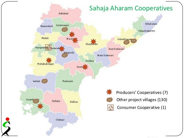 Sahaja Aharam Cooperatives Producer Co-op-1 Farmer Group B Consumer Co-op • Healthy food • Affordable Price • Max share to...