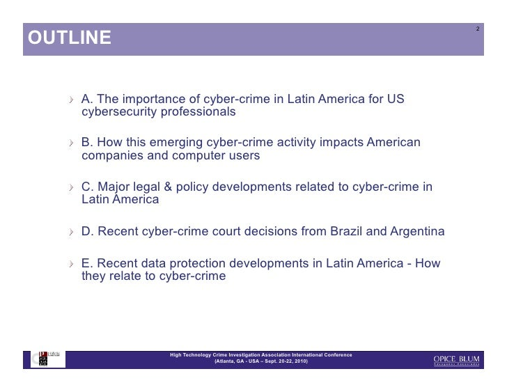 Cybercrime Court Decisions From Latin America Legal And